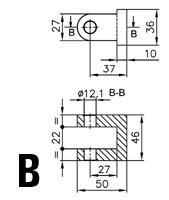 Hydraulikpumpe B