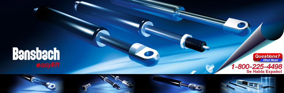 Gas springs and More! | Bansbach Easylift of North America, Inc